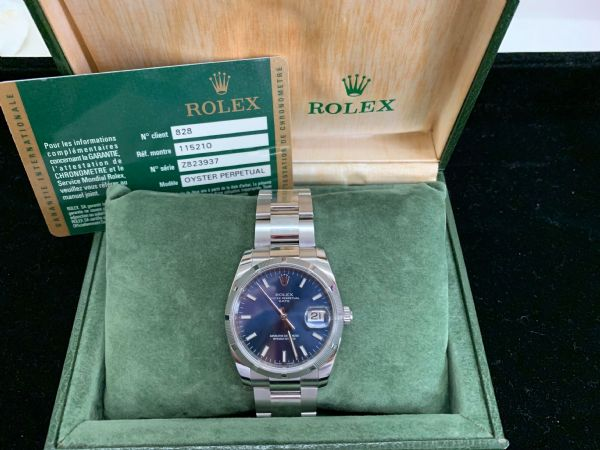 ROLEX勞力士 Oyster Perpetual 34mm