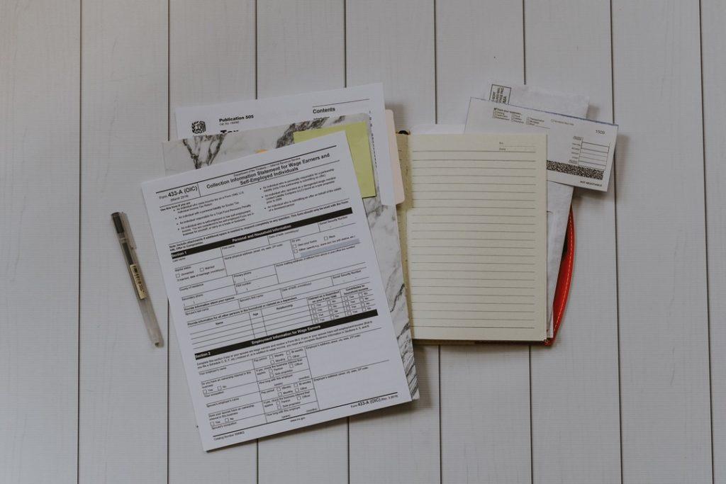 機車借款必備文件